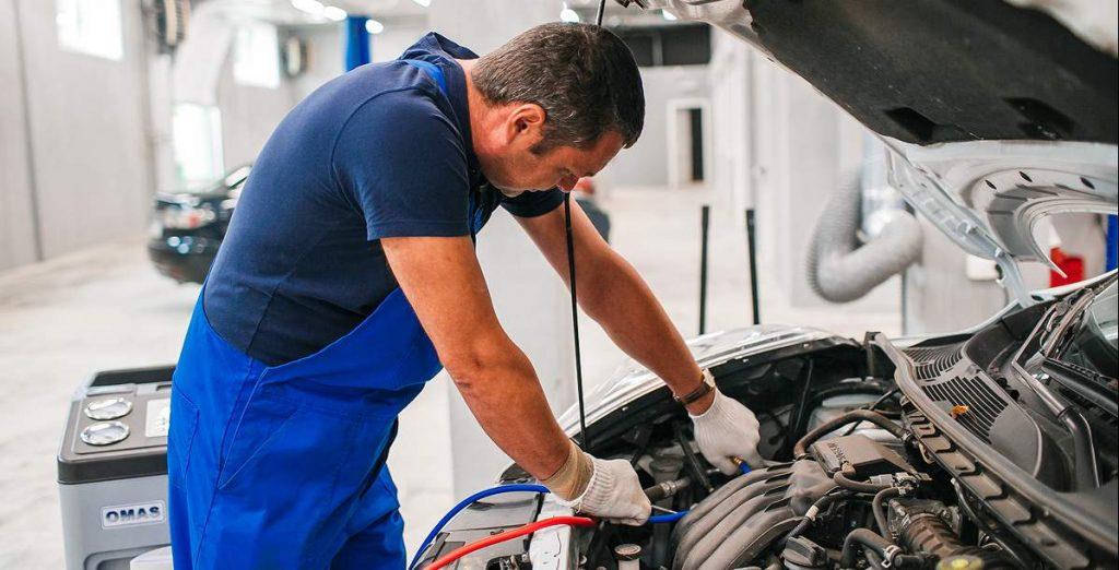Кузовной ремонт малого коммерческого транспорта